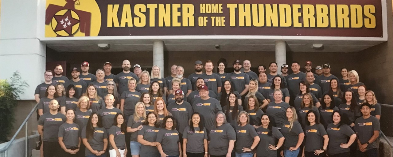 2021-2022 Kastner Staff