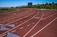 picture of a track