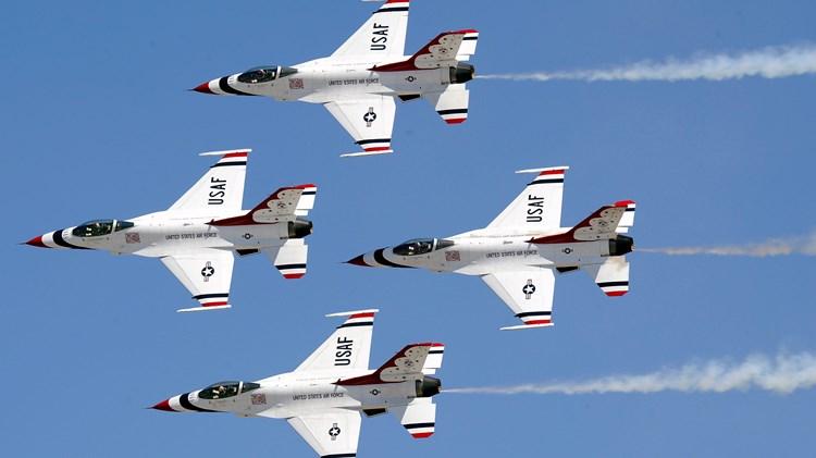 Thunderbird Jets