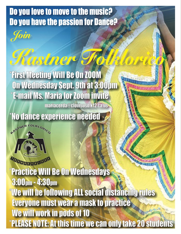 info about Folklorico